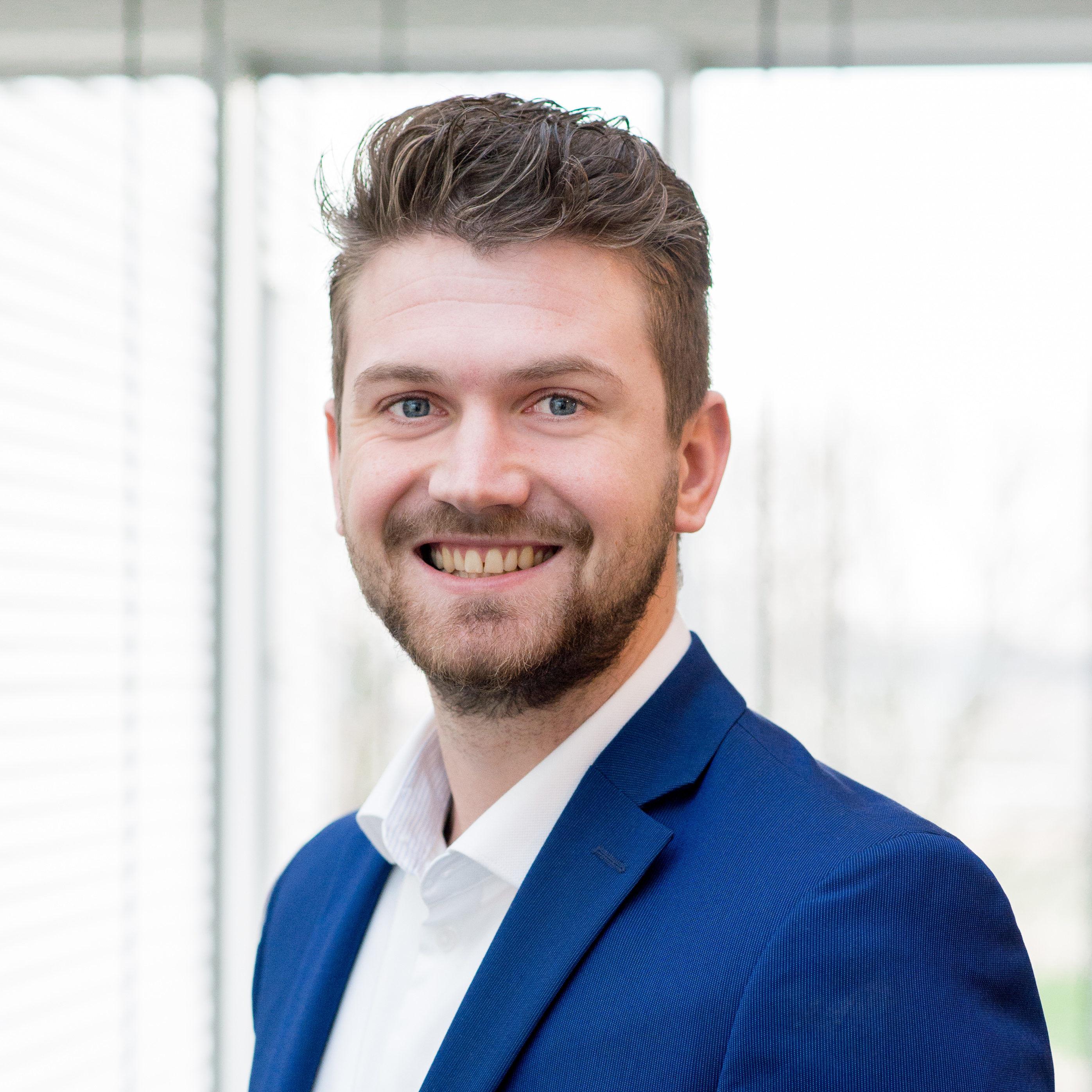 Martijn Swolfs van E-wolve online marketing Tilburg