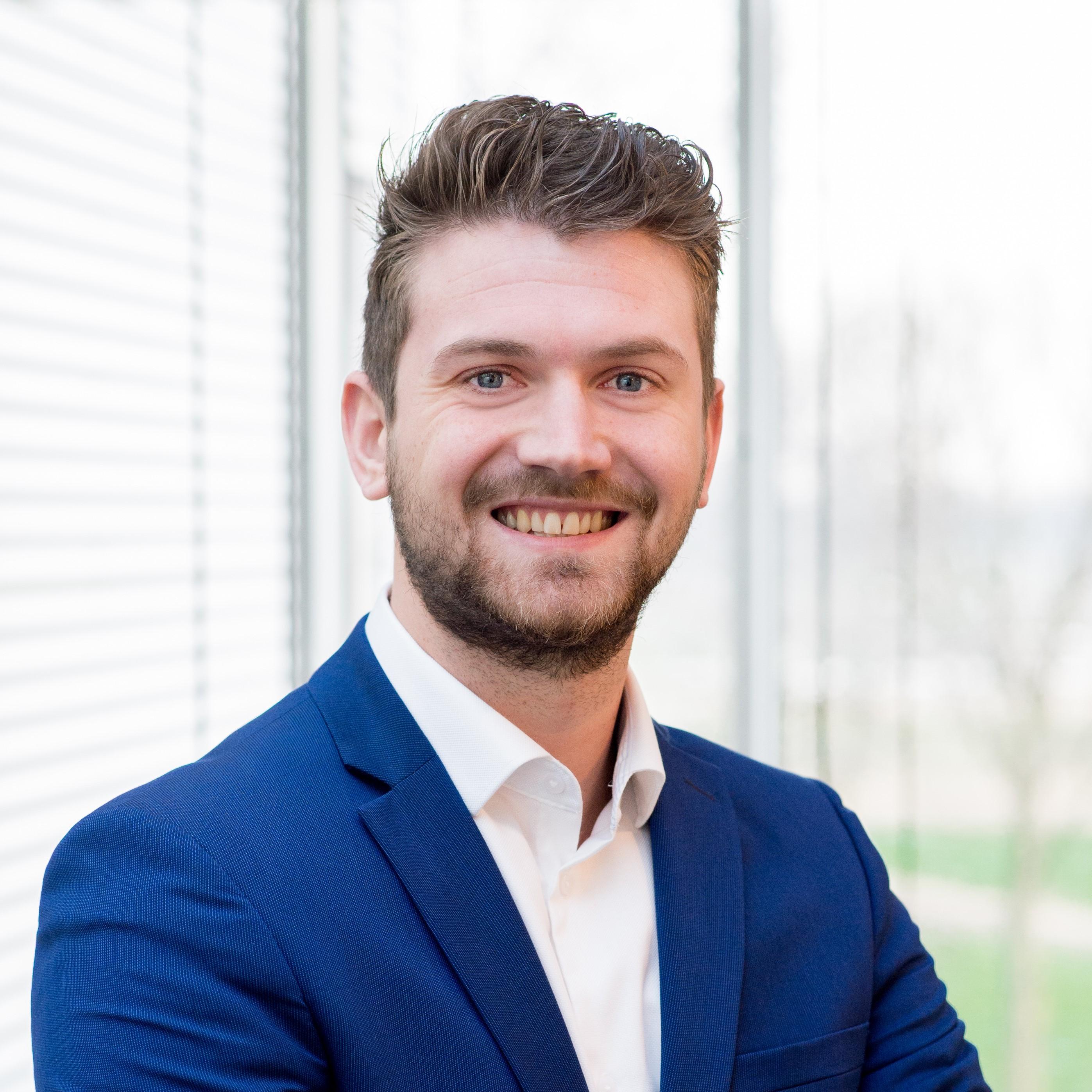 Martijn Swolfs eigenaar E-wolve online marketing Tilburg