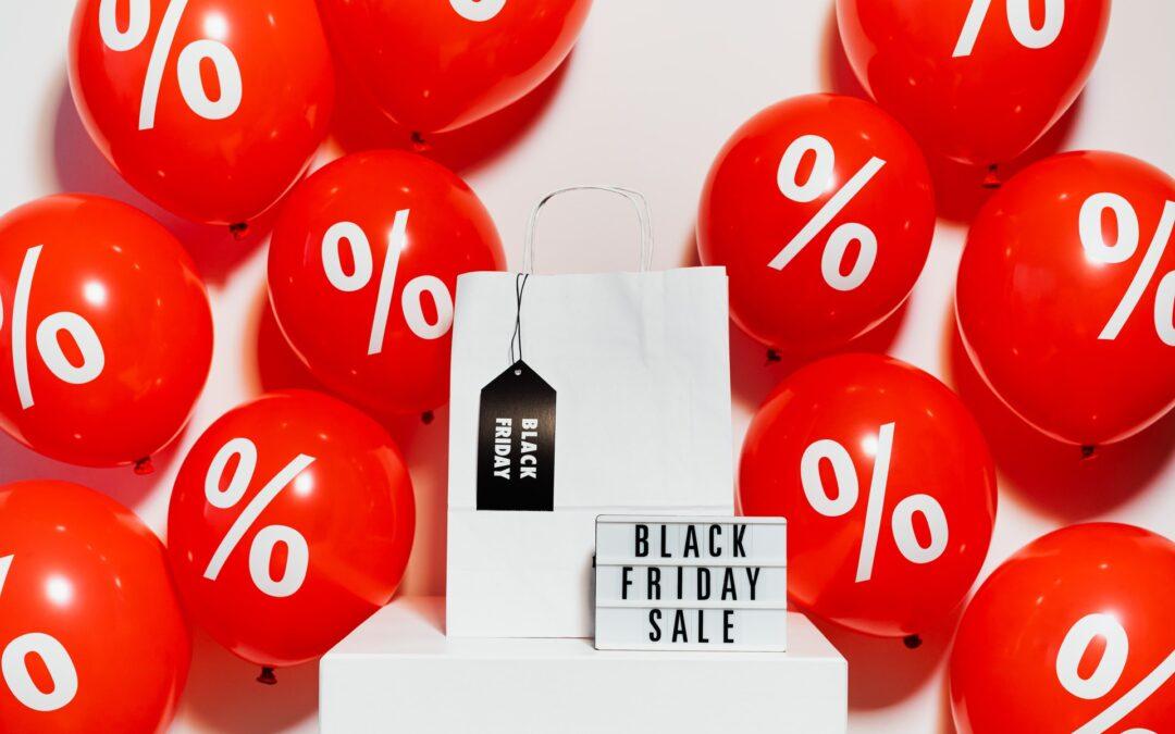 9 tips voor Black Friday
