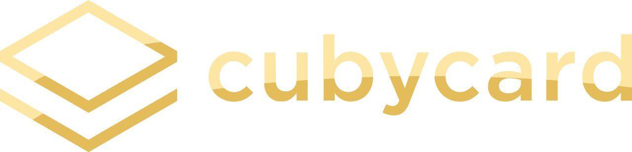 Het logo van Cubycard